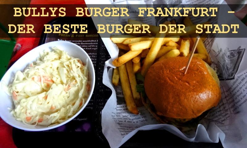 bullys burger frankfurt