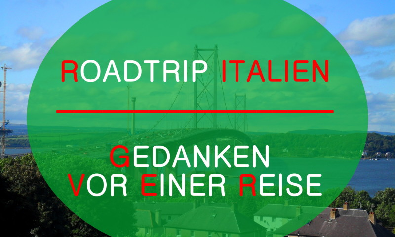roadtrip italien