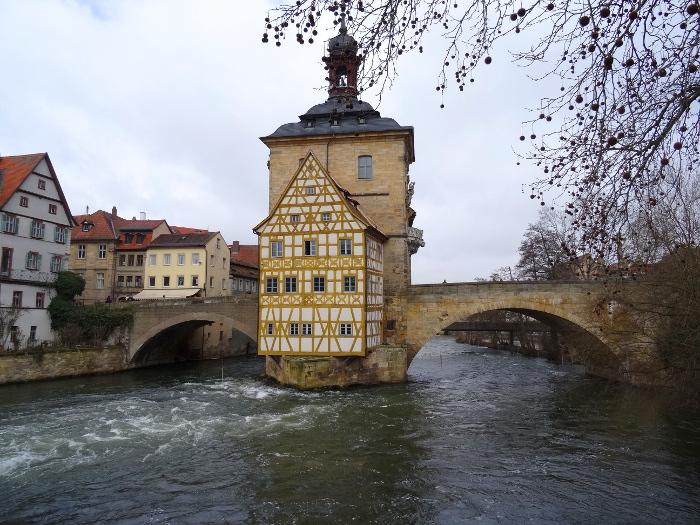 Reisejahr Altstadt Bamberg