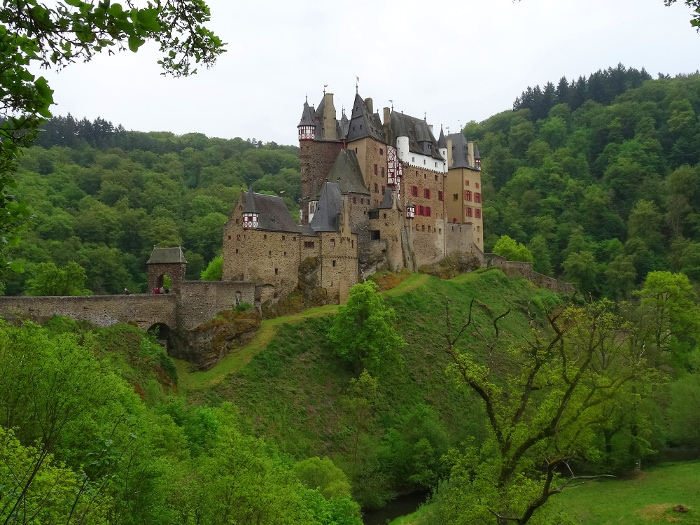 Reisejahr Burg Eltz