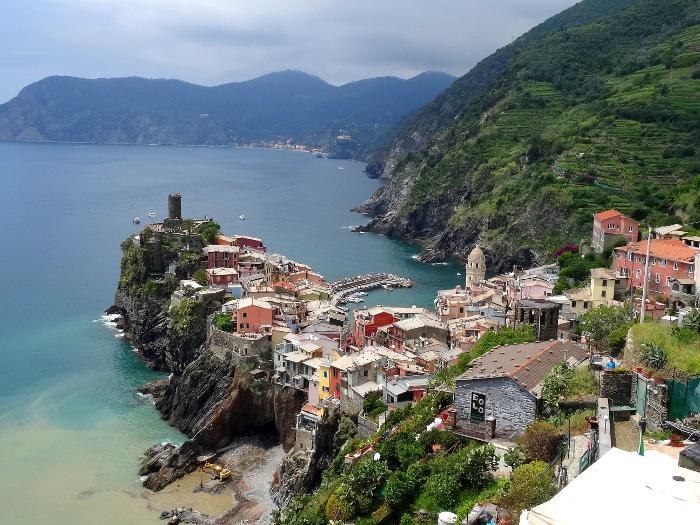 Reisejahr Cinque Terre