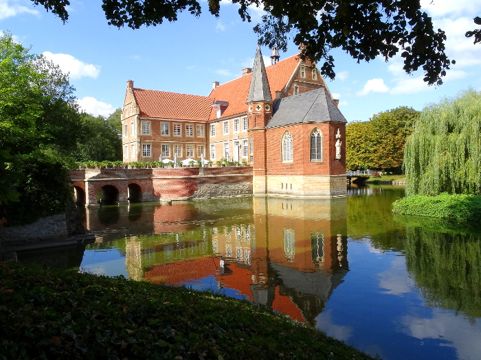 Reisejahr Burg Hülshoff