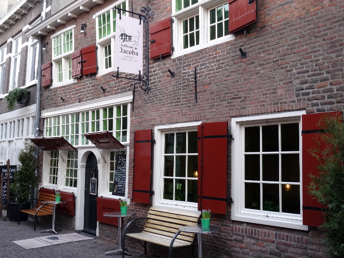 Restaurants in Amersfoort