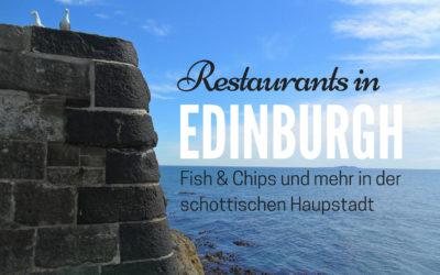 Restaurants in Edinburgh