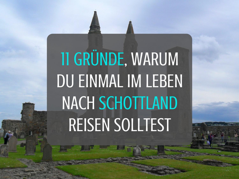 Schottland | Reisen - cover