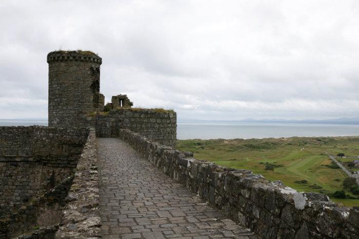 Reiseroute Wales