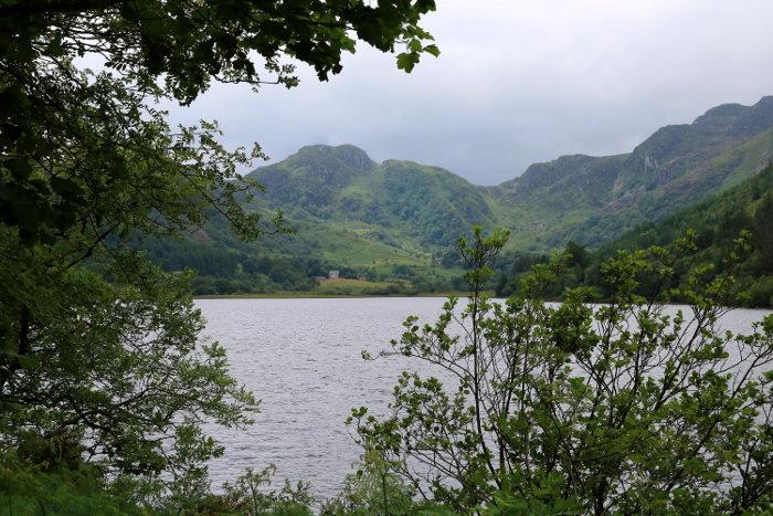 Reiseroute Wales Llyn Crafnant