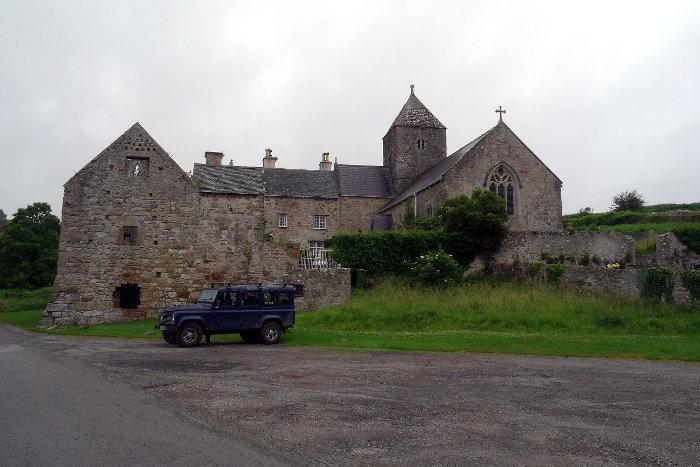 Reiseroute Wales Penmon Priory