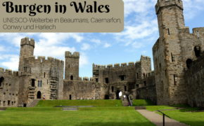 Burgen in Wales
