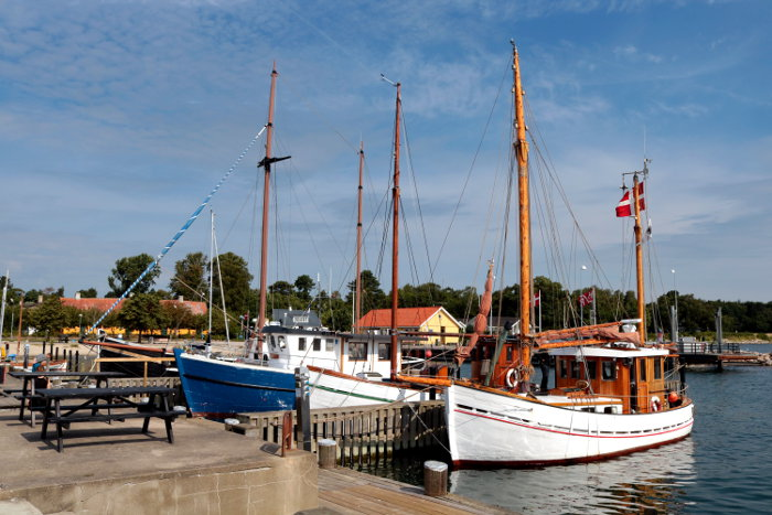 Wandern in Dänemark