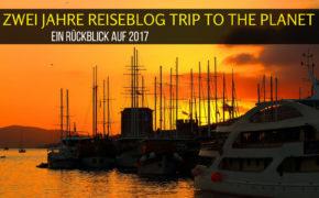 Reiseblog TRIP TO THE PLANET
