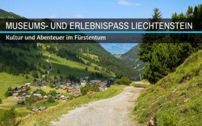 Museums- und Erlebnispass Liechtenstein