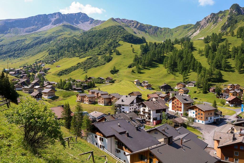 Urlaub in Liechtenstein