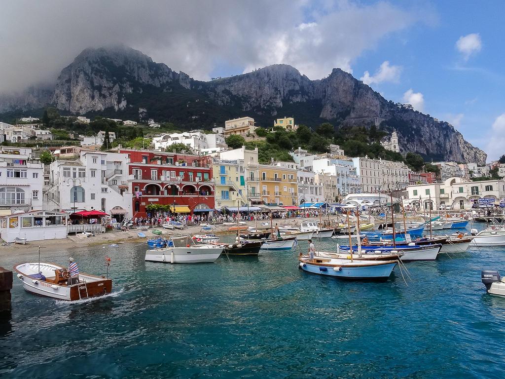 Ausflüge ab Neapel
