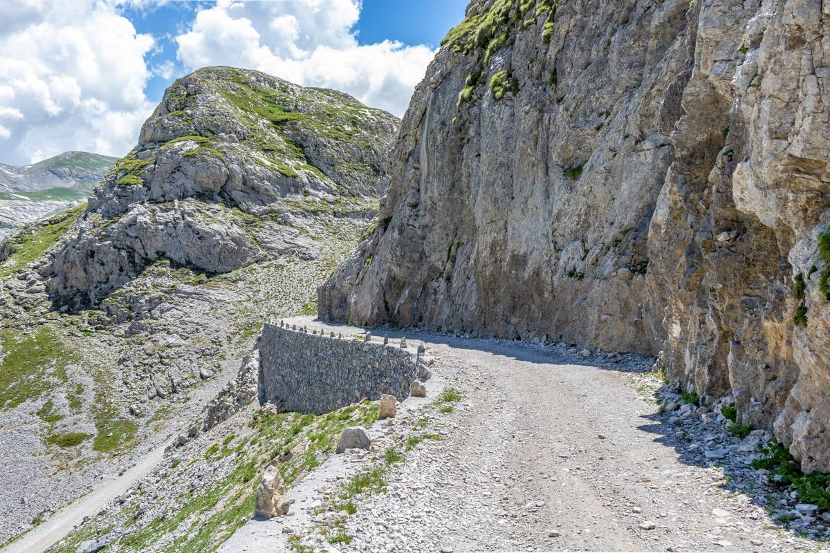 Alta Via del Sale: Mit dem E-Mountainbike durch die Alpen in Italien und Frankreich