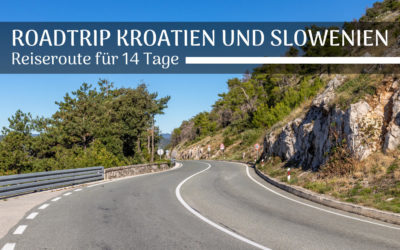 Roadtrip Kroatien