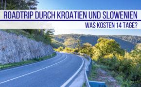 Roadtrip durch Kroatien