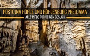 Postojna Höhle